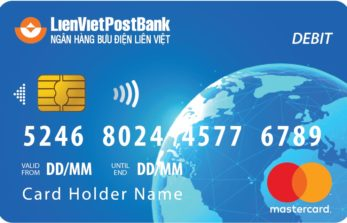 Thẻ ghi nợ MasterCard